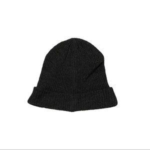 H&M Dark Gray Beanie Hat